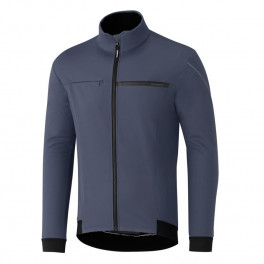 Shimano Chaqueta Windbreak Azul