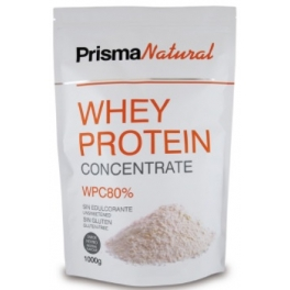 Prisma Natural Whey Protein Concentrate WPC80% 1000 gr