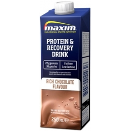 Maxim Protein & Recovery Drink 250 ml