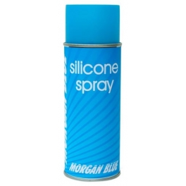 Morgan Blue Silicona Lubricante Silicone Spray 400cc