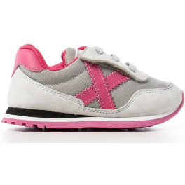 Munich Zapatillas Baby Dash Baby Rosa