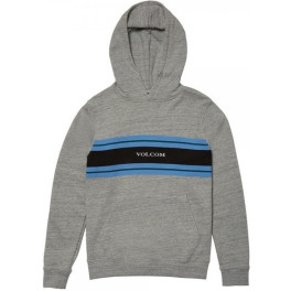 Volcom Sudadera Zero Division Heather Grey