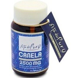 Tongil Estado Puro Canela 2500 mg 30 caps