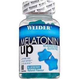 Weider Melatonin Gummies Up 60 Gominolas
