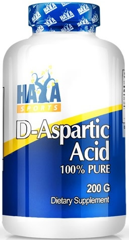 Haya Sports Acido D-Aspartico 200 gr