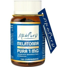 Tongil Estado Puro Melatonina Pura 1 mg 180 caps