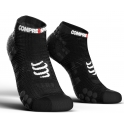 - Compressport Calcetines Pro Racing Socks V3.0 Run Low Smart Negro  T1