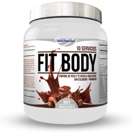 Perfect Nutrition Fit Body Chocolate Bombón 400 Gr Unisex