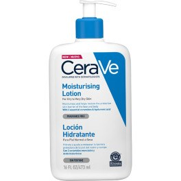 Cerave Moisturising Lotion For Dry To Very Dry Skin 473 Ml Mujer