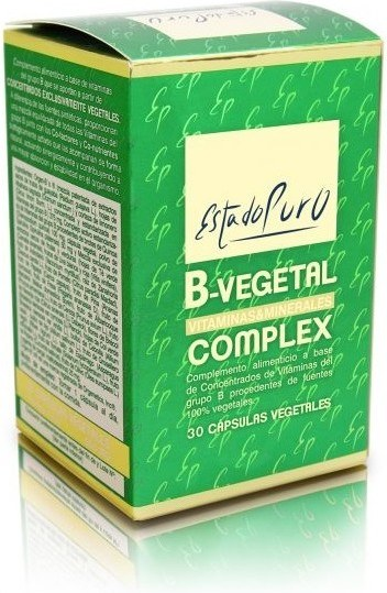 Tongil Estado Puro B-Vegetal Complex 30 caps