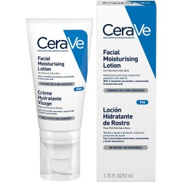 Cerave Facial Moisturising Lotion For Normal To Dry Skin 52 Ml Mujer