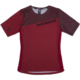 Race Face Maillot Indy Ss Rojo