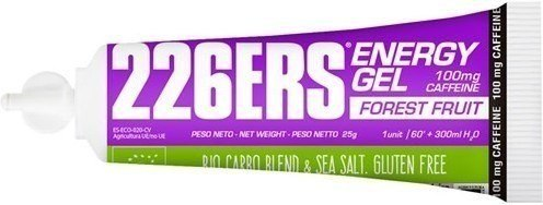 226ERS Energy Gel Frutas del Bosque con 100mg de Cafeina - 1 gel x 25 gr