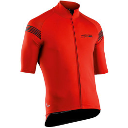 Northwave Chaquetas M/c Extreme H2o Light Prot. Total Rojo