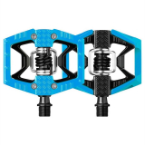 Crank Brothers Pedales Double Shot Azul