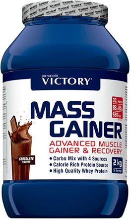 Victory Mass Gainer 2 kg