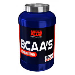 Mega Plus Bcaa's Competition Polvo 300 Gr