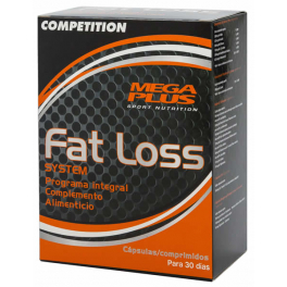 Mega Plus Fat Loss System 30 Packs