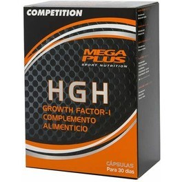 Mega Plus Hgh (growth Factor-1) Blister