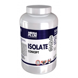 Mega Plus Isolate Concept 2 Kg