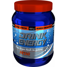 Mega Plus Drink Energy 650 Gr