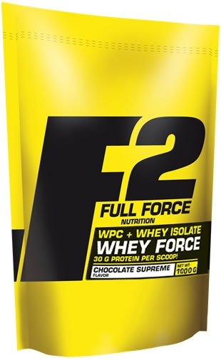 Full Force Nutrition Whey Force 1 kg