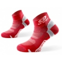 BV Sport Calcetines Running Light One Rojo