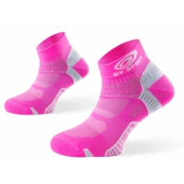 BV Sport Calcetines Running Light One Rosa