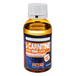 Mega Plus L-carnitine C-500 Con Cafeína 500 Ml
