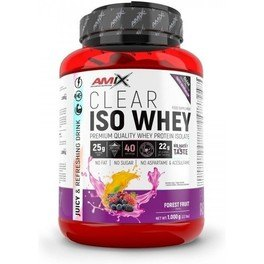 Amix Clear Iso Whey Protein 1 Kg
