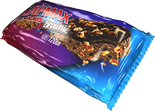 Max Protein FlapMax - FlapJack con Nueces 1 barrita x 120 gr