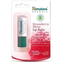 Himalaya Strawberry Shine Lip Balm Balsamo Labial Fresa 4.5 gr