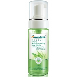 Himalaya Purifying Neem Foaming Face Wash Lavado Purificante de Espuma de Neem 150 ml