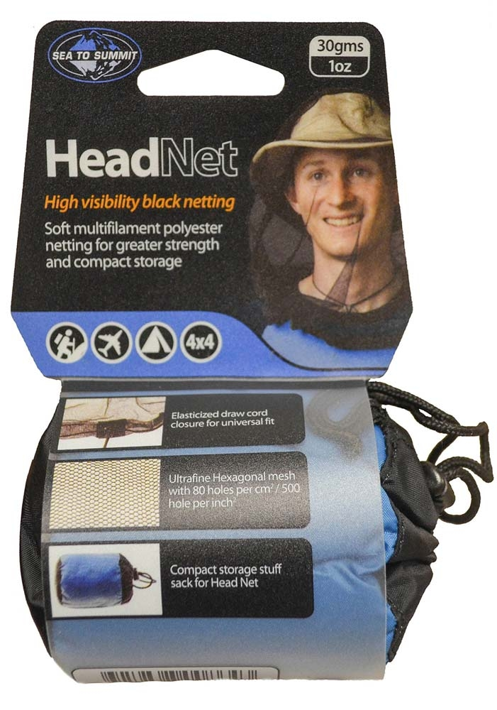 Sea to Summit Mosquito Headnet - Mosquitera Cabeza