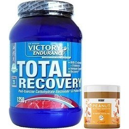 Pack Victory Endurance Total Recovery 1250 Gr + Weider Peanut Butter 180 Gr