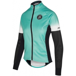 Spiuk Sportline Chaqueta Performance Mujer Azul - Negro