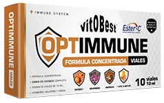 VitoBest Optimmune 10 viales x 10 ml
