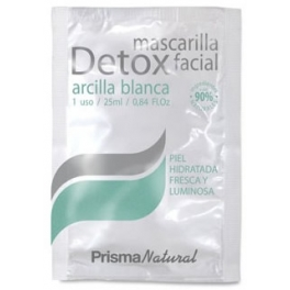 Prisma Natural Mascarilla Detox Facial 1 sobre x 25 ml