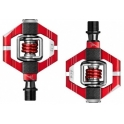 Crank Brothers Pedales Candy 7 Rojo