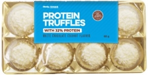 Body Attack Sports Nutrition Protein Truffles 1 pack x 80 gr