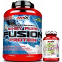 Pack Amix Whey Pure Fusion 2,3 kg + CarniLine 30 caps