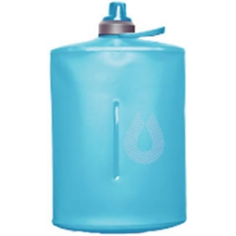 Hydrapak Stow - Botella Flexible 1 L Azul