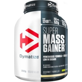Dymatize Super Mass Gainer 2,9 Kg (6.5 lbs)