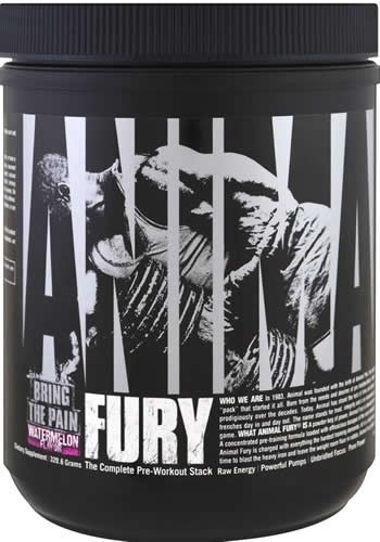 Universal Nutrition Animal Fury 320 gr.