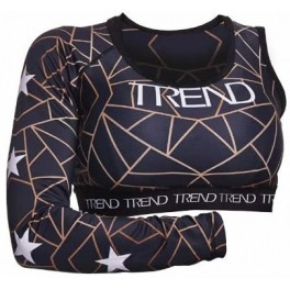 Trend Top Fitness Mujer Electric