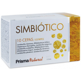Prisma Natural Simbiotico 15 Sticks