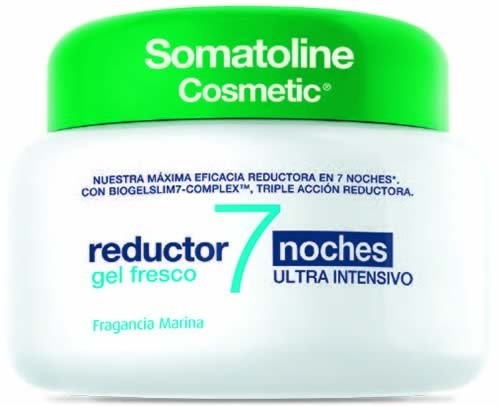 Somatoline Cosmetic Reductor Ultra Intensivo 7 noches 400 ml