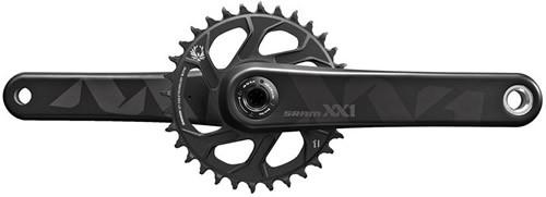 Sram Bielas XX1 Eagle BB30 Boost 32D 175mm Negro