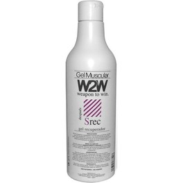 W2W Srec Gel Recuperador 500 ml