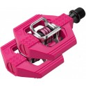Crank Brothers Pedales Candy 1 Rosa